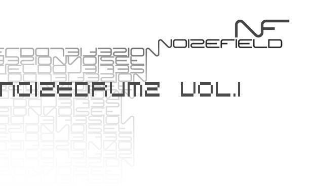 Noizefield Instuments - Noizedrumz Vol.1