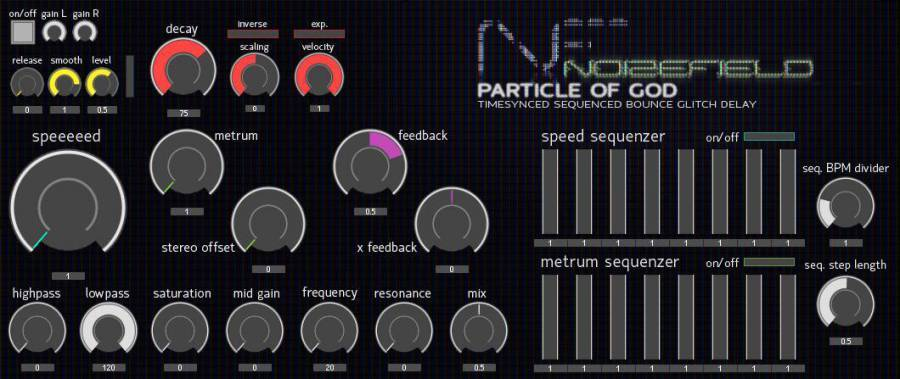 Noizefield Instruments - Particle of God