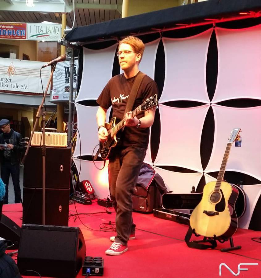 Jan Richter DSDS-Gitarrist