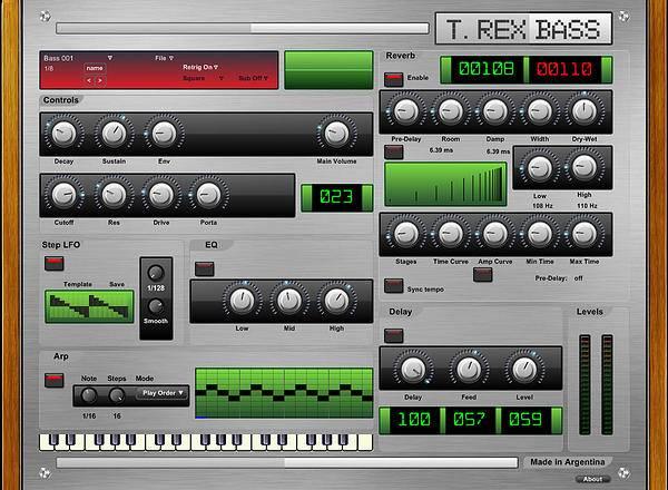 Max Project T.Rex Bass