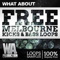 Free EDM Sample pack by W A  Productions