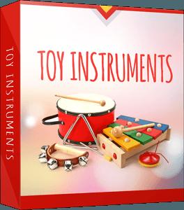 Toy Instruments Bundle