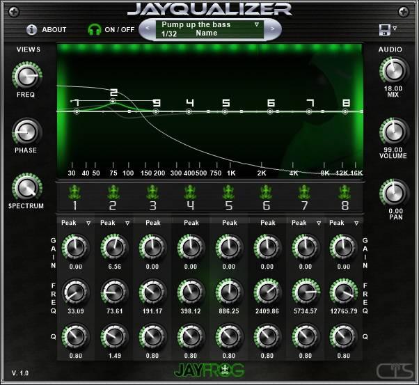 Jayqualizer
