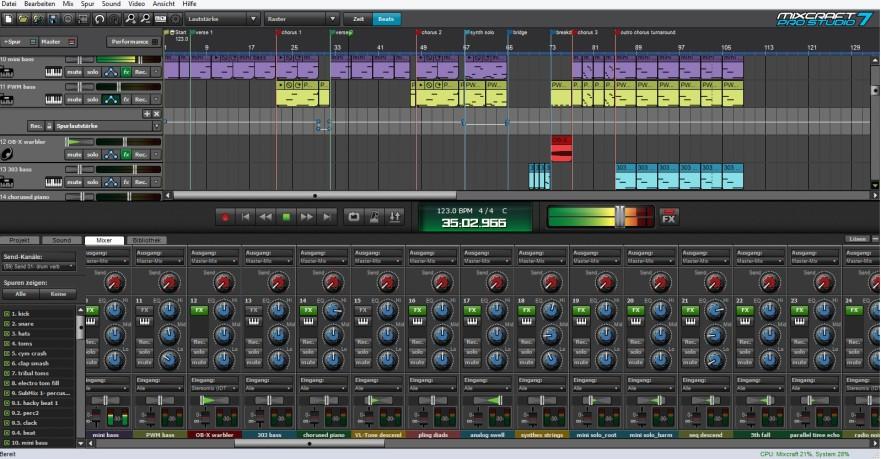 download Mixcraft 7 - softava-thesoft