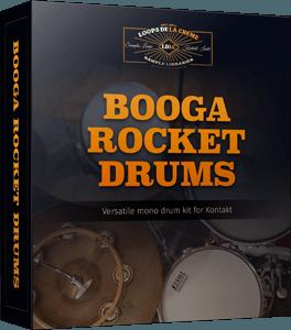 Booga Rocket Drums