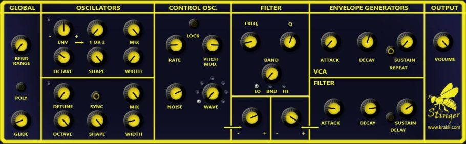 Free VST-Synth by Krakli