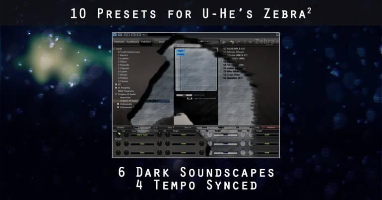 Free Zebra 2 soundsets by Origins of Audio