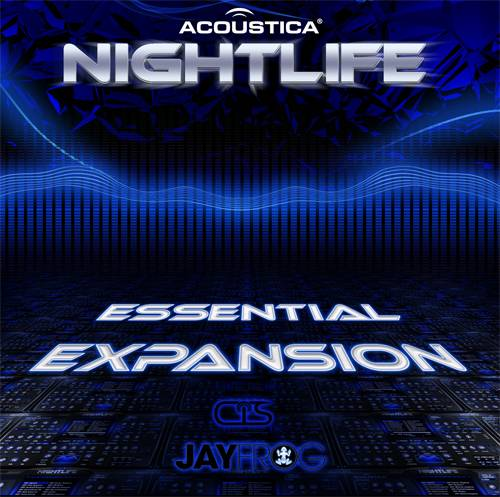 Nightlife - Freeware synth by Acoustica and Dancelab