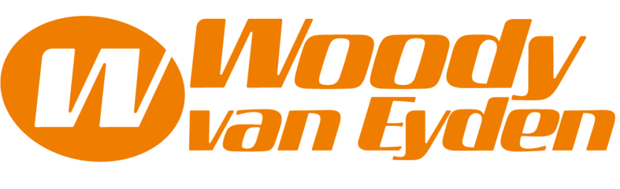 Logo - Woody van Eyden (alternative)