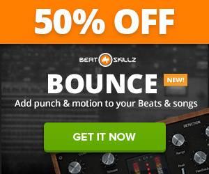 Bounce Compressor by BeatSkillz