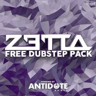 Zetta - Free dubstep samples by Antidote Audio