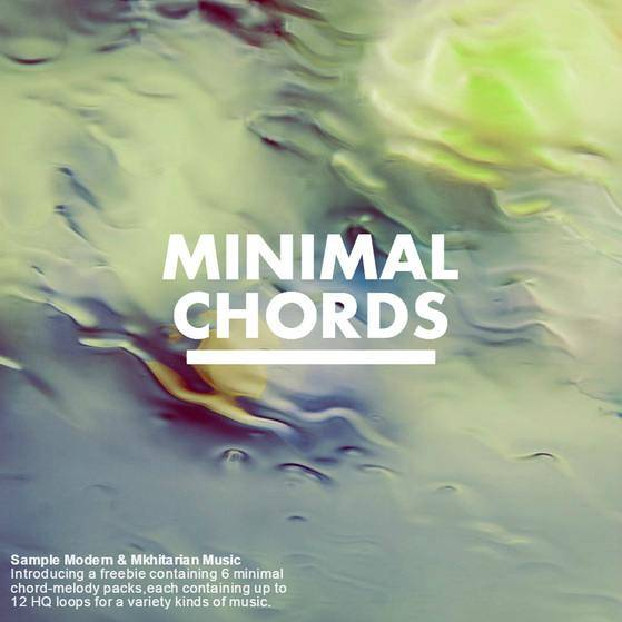 Sample Modern releases Minimal Chords for free