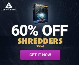 Shredders Vol. 1 by Audio Imperia