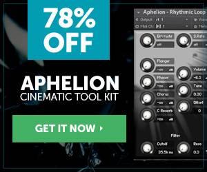 Aphelion Cinematic Toolkit