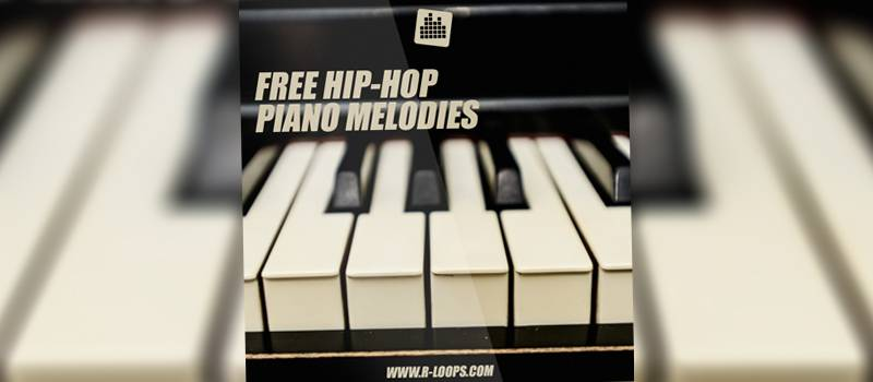 Free piano melodies by r-Loops