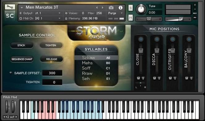 Deal: Storm Choir 1 by Strezov Sampling 60% off
