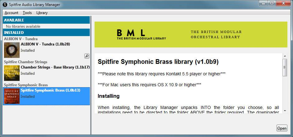 Spitfire Symphonic Brass - Review