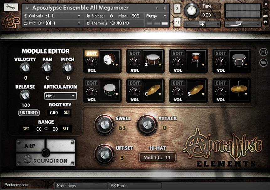 "Deal: 50% off ""Apocalypse Elements"" by Soundiron (Kontakt"