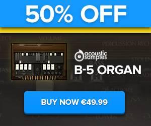 B5 Organ