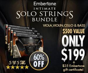 Embertone Solo Strings Bundle