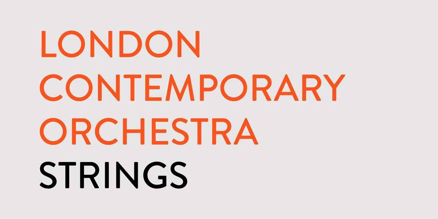 Spitfire Audio released London Contemporary Orchestra Strings