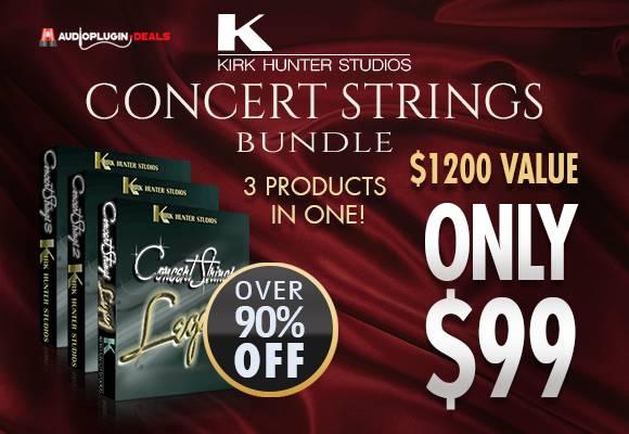 Concert Strings Bundle