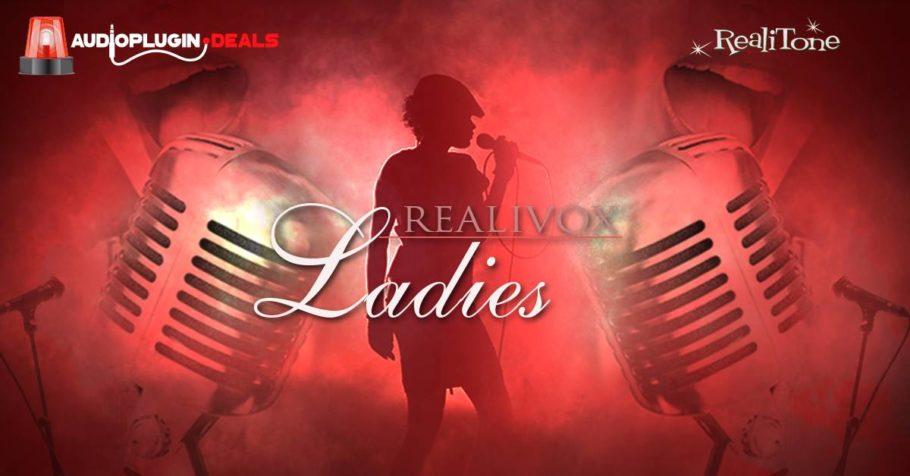 Deal: Realivox Ladies 75% Off