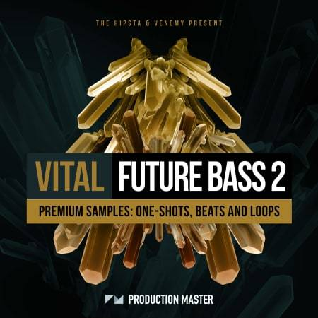 Splice Sounds released Vital Future Bass 2