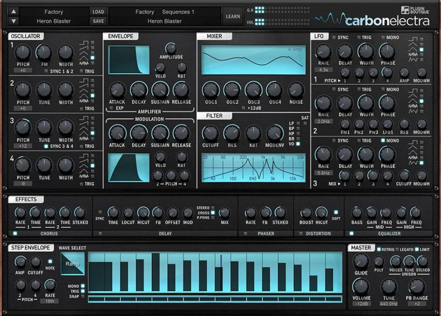 Deal: 60% off Carbon Electra Synth (VST/AU) by Plugin Boutique