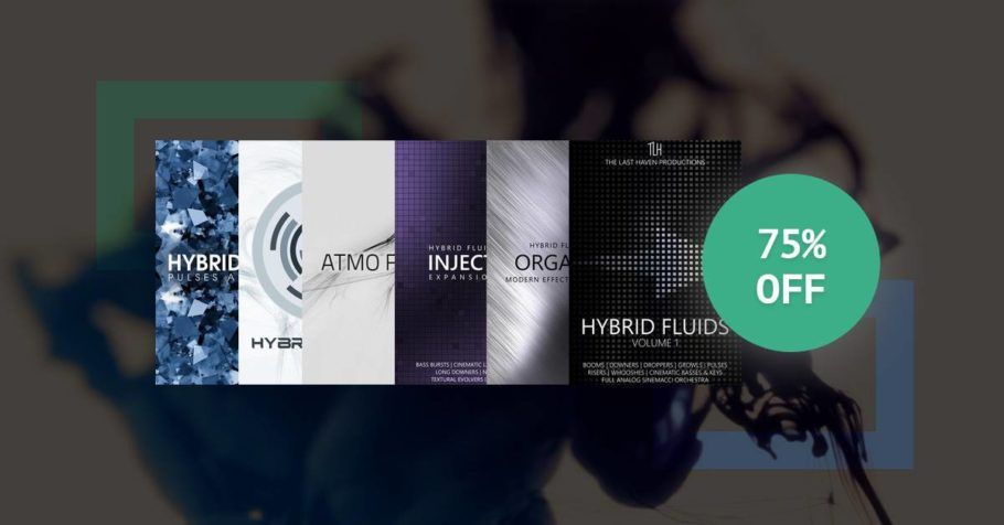 Deal: Hybrid Scoring Bundle by The Last Haven 75% off