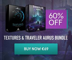 Textures & Traveler Aurus Bundle
