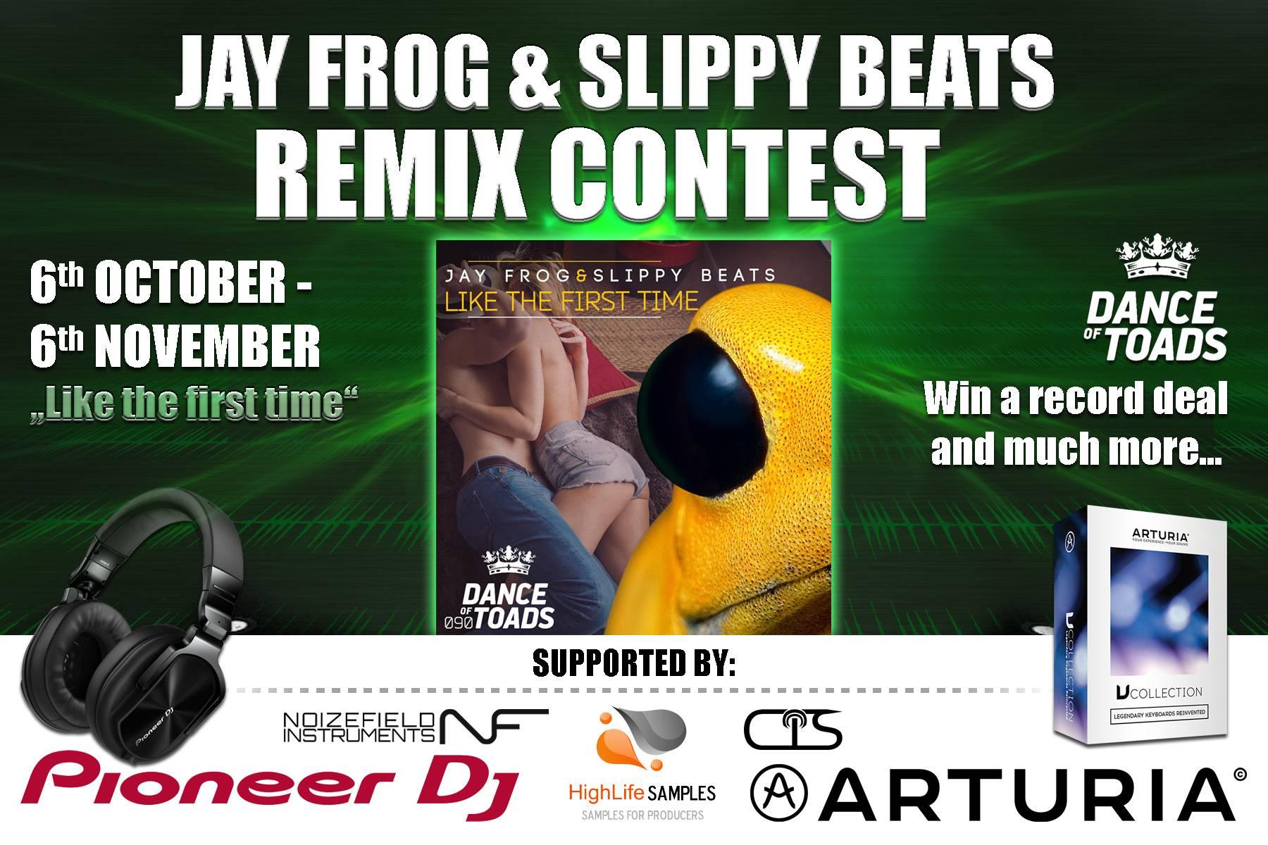 Jay Frog & Slippy Beats