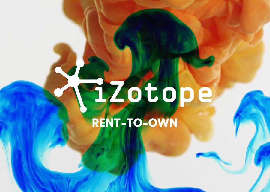 iZotope's Ozone 8 and Neutron 2 for $9 99 a month