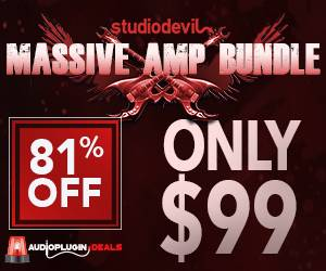 Massive Amp Bundle