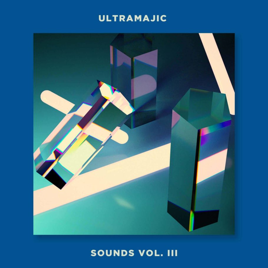 Splice Sounds released Ultramajic Sounds Vol  3