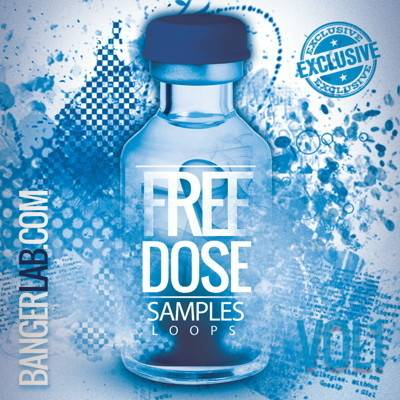 BangerLab Free Dose: Samples and loops for free Free Dose
