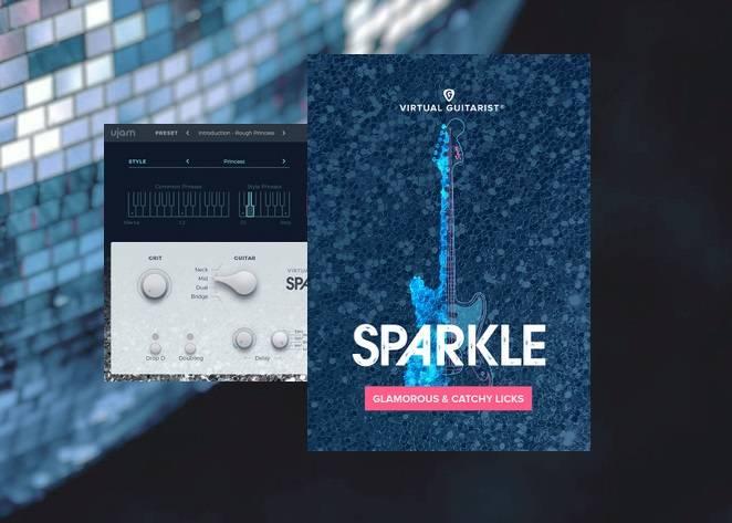UJAM PreSonus Sparkle: Free Virtual Guitarist plugin Ujam