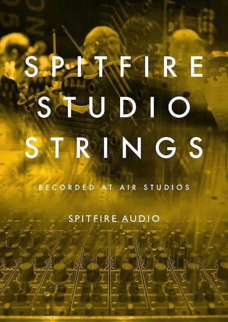 Spitfire Studio Strings
