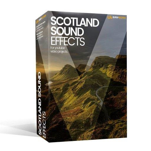 Sounds Of Scotland - Free Nature & Ambiance Sound Effects Of Scotland