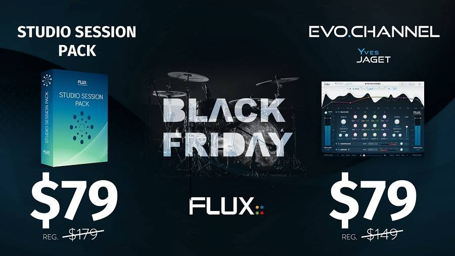 Flux Launched Black Friday Special