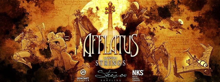 Strezov Sampling released AFFLATUS CHAPTER I Strings