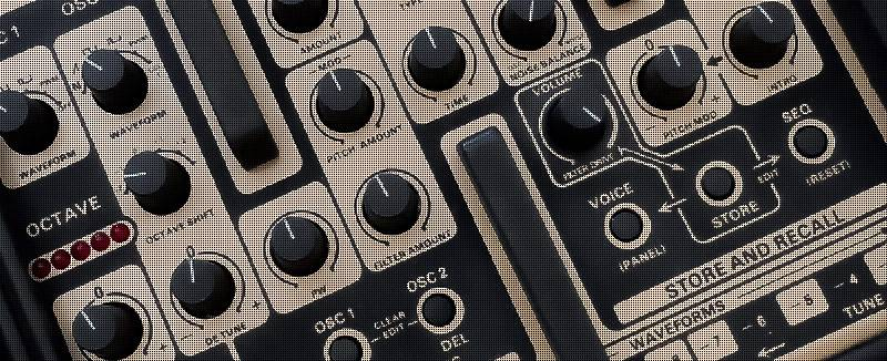 Ableton Live Synthesizer Oscar for only 1 Euro
