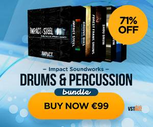 Drums and Percussion Bundle