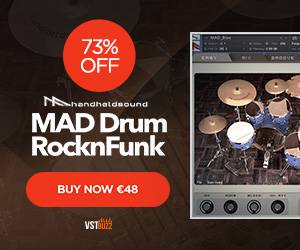 MAD Drum RocknFunk