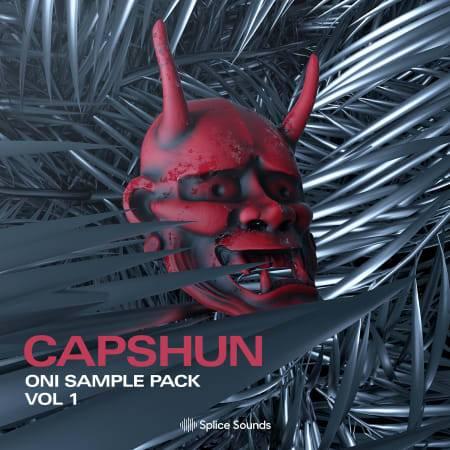 Splice Sounds released Capshun: Oni Sample Pack