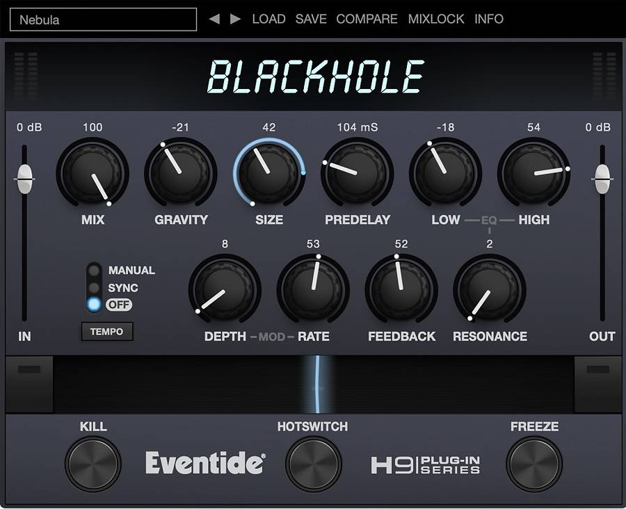 Deal: Eventide Blackhole/ UltraTap for just 25€