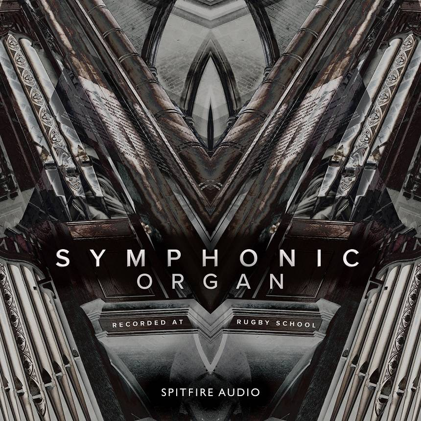 Spitfire Audio releases Symphonic Organ - THE ULTIMATE