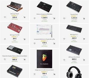Black Friday Audio Hardware
