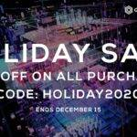 Glitchmachines Holiday Sale
