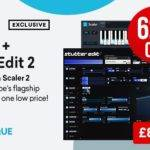 Plugin Boutique Scaler 2 + iZotope Stutter Edit 2 Bundle Sale (Exclusive)_5fff1994c25a8.jpeg